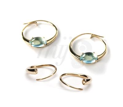 Boucles d'Oreilles A Fine Jewel