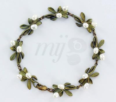 Bracelet Fleur d'Oranger - Michael Michaud