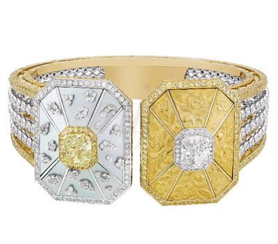 Bracelet Soleil d'Automne - Chanel Contrastes