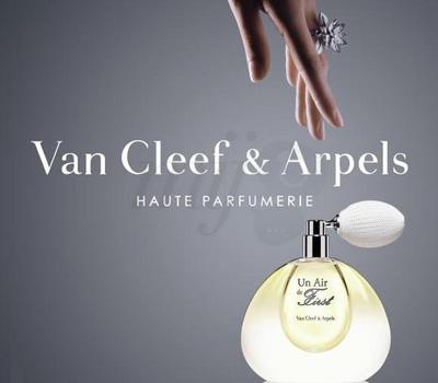 Parfum Air de First par Van Cleef & Arpels