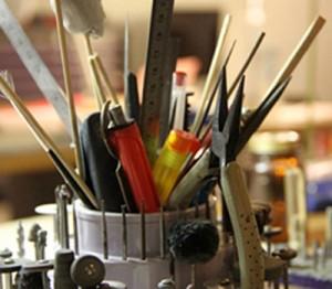 Outils pour le Stage de Création de bijoux