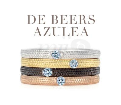 Bagues Azulea De Beers