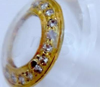 Lentilles en Diamants par SER Jewelry