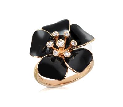 Bague Fleur Marigold Rosato