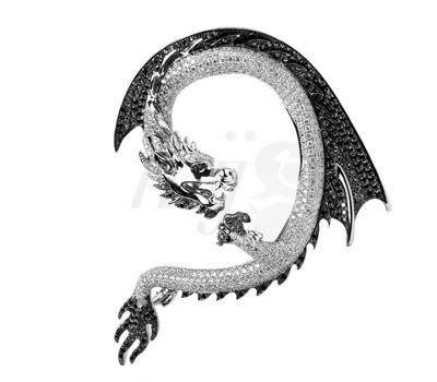 Bijou Dragon Précieux Élise Dray