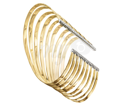 Bracelet Copan - H. Stern par Oscar Niemeyer