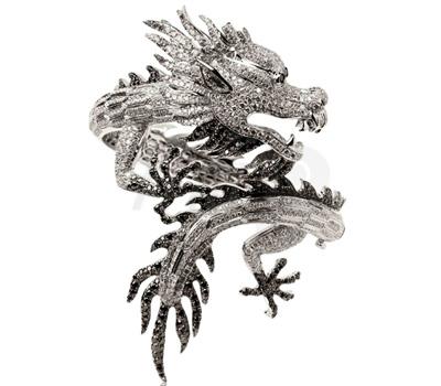 Bracelet Dragons Précieux Élise Dray
