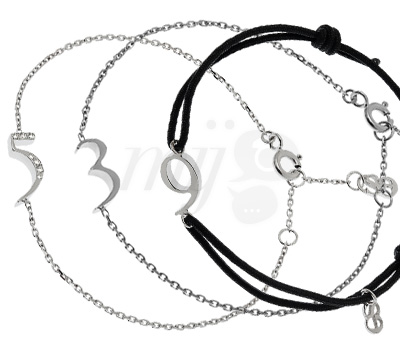 Bracelets Or et Diamants - Second Effect