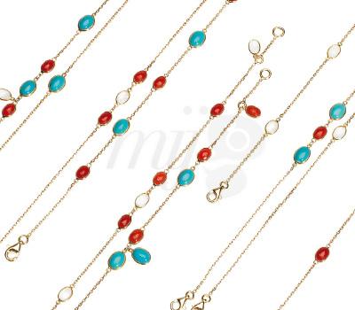 Bracelets Méditerranée - Arany