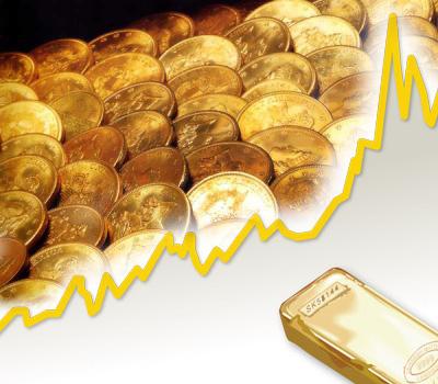 Cours de l'or et évolution en fonction de la demande