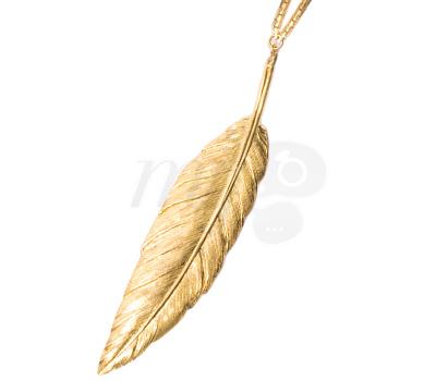 Sautoir Plume - Schade Jewellery