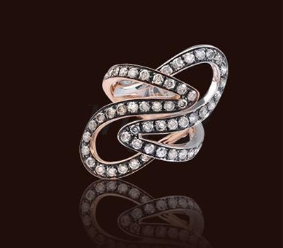 Bague Elika Diamants - Dada Arrigoni