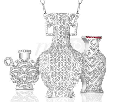 Bijoux Vases Bao Ping - Qeelin