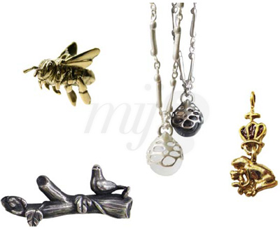 Bijoux From Kyoto With Love chez Elsa Vanier