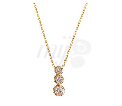 Collier Diamants Le Diamantaire - Vente Privée