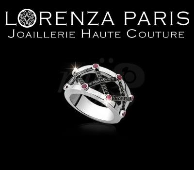 Bague Lorenza Paris