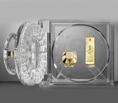 Coffret Premium 18 Carats Paco Rabane - 1 et Lady Million