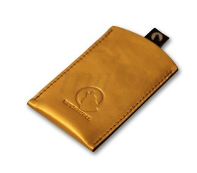 Pochette iPhone Or 24 Carats - Wolfsrudel