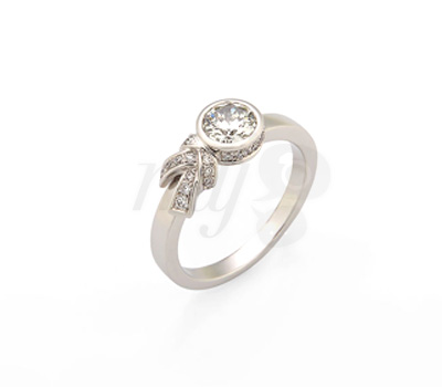 Solitaire Guetty - Marchak Joaillerie