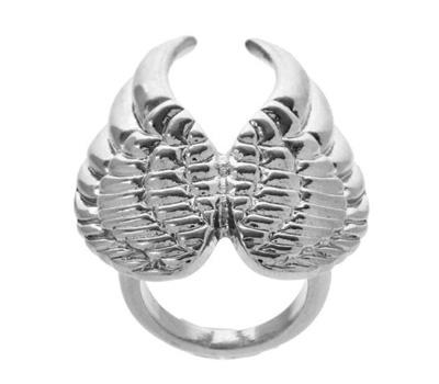 Bague ailes d'ange de Asos