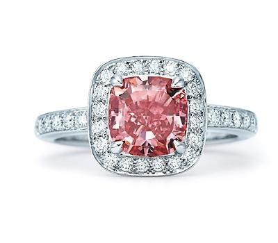 Bague Diamant Rose - Tiffany & Co