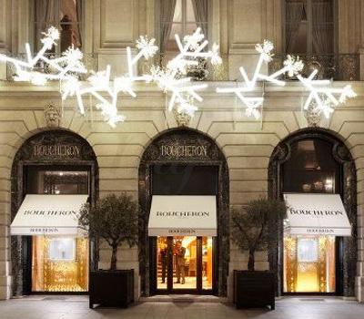 Boucheron Place Vendôme - Noël 2011