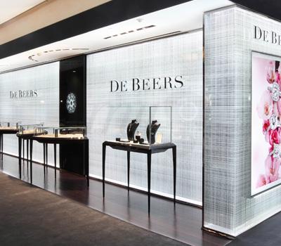 Boutique De Beers - Tianjin, Chine