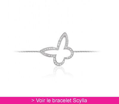 Bracelet Scylla - Fiana Joaillerie sur Belancy.com