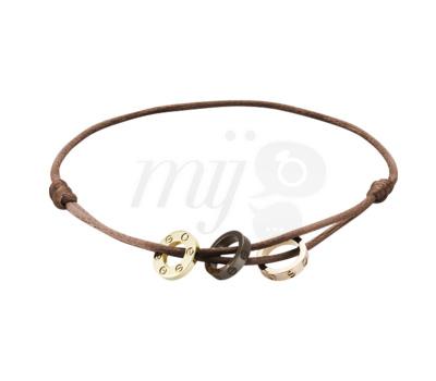 Bracelet Love Cordon Cartier Homme