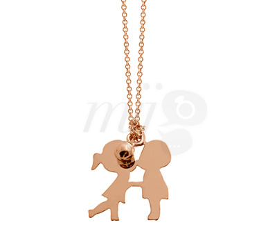 Collier Enfant Silhouette - Ginette NY
