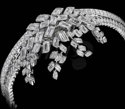 Montre Kalla à Pampilles Diamants - Vacheron Constantin