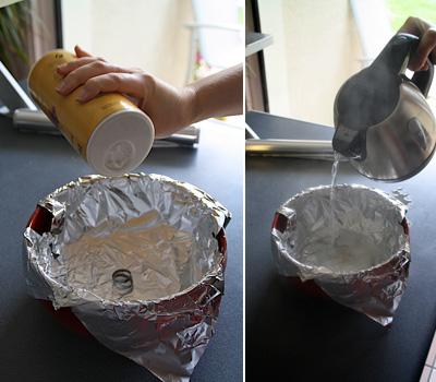 comment nettoyer une bague en argent