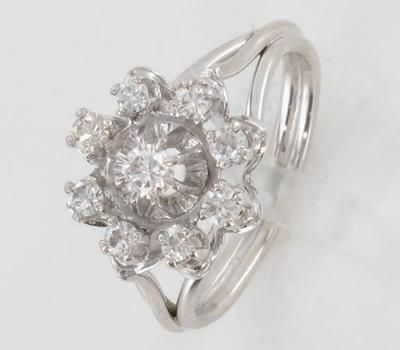 comment nettoyer une bague or et diamant