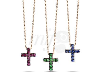 Bijou Croix Glory - Pomellato