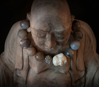Bracelet Bouddha - Anissa Khel Collection #1