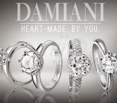 Bridal Fiançailles Damiani