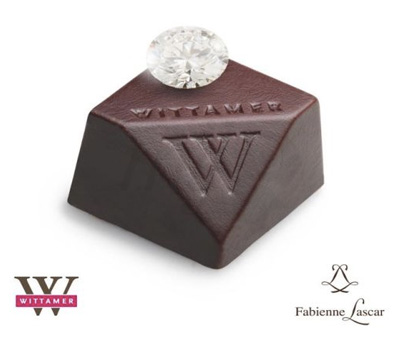 Chocolat Diamant Wittamer et Fabienne Lascar