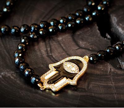 Collier Main de Fatma - Anissa Khel Collection #1