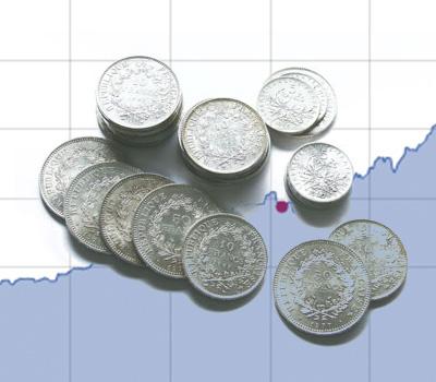 Cours de l'argent : prix au gramme