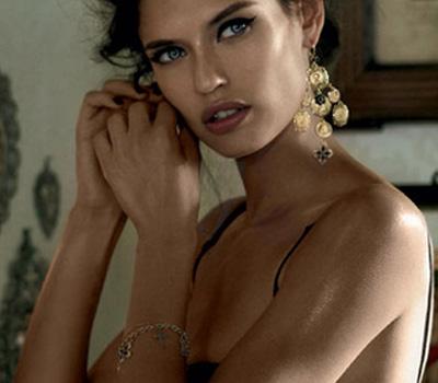 Bianca Balti pour Dolce & Gabbana Joaillerie