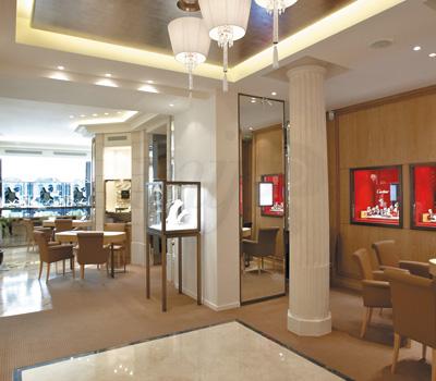 Espace Joaillerie Dubail - Place Vendôme Paris