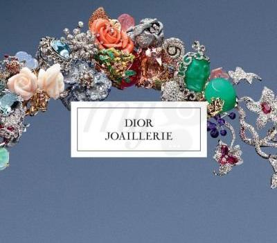 Livre Dior Joaillerie - Février 2012