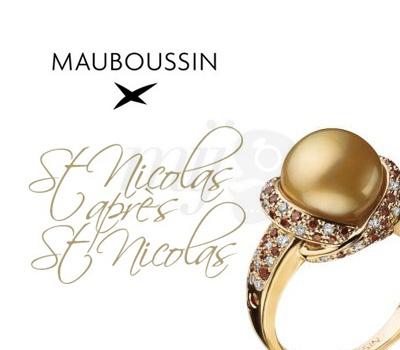 Mauboussin - Réductions de Saint Nicolas