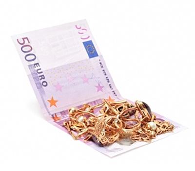 Prix de revente de vos bijoux en or