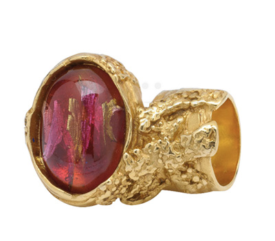 Bague Arty Yves Saint Laurent