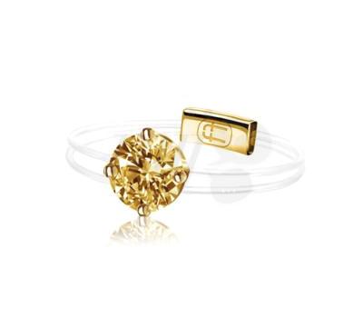 Bague Diamant Jonquille - Alexander Fuchs