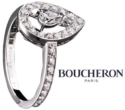 Bague de mariage Ava de Boucheron