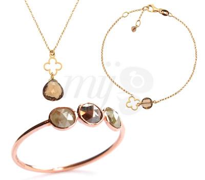 Bijoux Pierres Fines - Perle de Lune