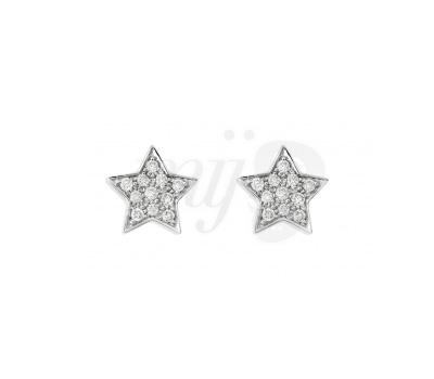 Boucles d'Oreilles Étoiles - Fred