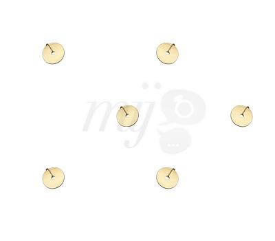 Boucles d'Oreilles Sequins - Baptiste Monvoisin
